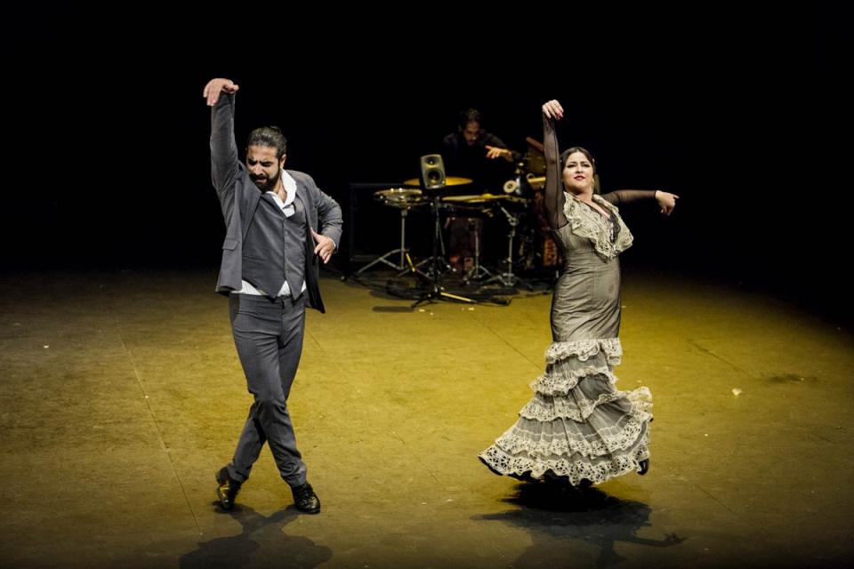 0022832a6071c Compania Antonio Molina El Choro, zdroj Bienal de Flamenco Sevilla
